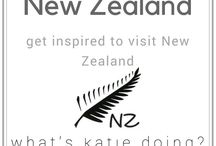 New Zealand / All about New Zealand - including wine and gin!