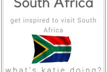 South Africa / South Africa, sightseeing, safari, wine and gin