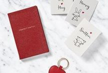 It Started With A Love Letter... / You can't buy love, but our selection of hand-picked gifts will make it that little bit easier to show how much they mean to you. Shop the full selection at www.smythson.com.