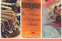 Disney Snacks / Best of Disney Snacks from Walt Disney World, Disneyland, and Disney Cruise Line