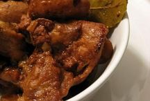 Filipino Dishes / by Che-Che Aler