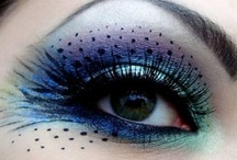 makeup / by Aeron Dewbre