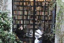 bibliothèque /library