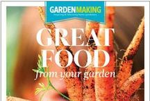 Garden Making covers / Launched in 2010, Garden Making publishes 4 issues a year – in February, May, August and November – to inspire home gardeners with ideas to enjoy the gardens they create.