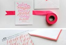P A P E R   R U S H / for the love of all things paper and invitation