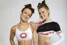 Team Canada / Proud supplier of the CCU and Team Canada Cheerleading Apparel