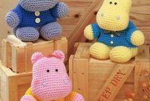 mis amigurumis / muñecos tejidos en crochet