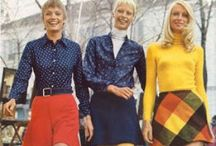 70s fashion inspiration  / Outfits from 1970s