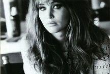 70s hair inspiration / On trend fabulous 70s hair