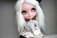 Blythe and Pullip