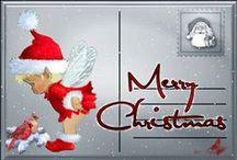 preparando Navidad / hacer adornos para festejar Navidad