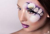 Fantasy make-up / by Jasmien Vermeerbergen