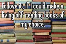 Books / by Brie Medaris
