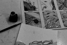 tekenles idee