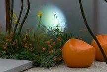 garden lights / by allegrouche