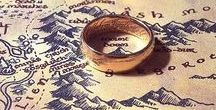 Middle Earth / In a hole in the ground there lived a hobbit