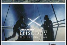 Star wars / In a galaxy far far away....