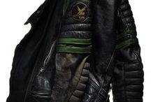 leather jacket / bőrdzsekik
