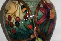 Handpaint  pottery