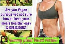 7 Day Easy Vegan Plan! / The Free 7 Day Easy Vegan Plan is a chance to test the 'Plant Based' waters!   Over 7 Days: I'll share yummy plant based recipes, daily equipment free fat blasting workouts and also help you create the mindset that makes your best eating and exercising choices simple and sustainable.   Learn what works so far as a sustainable plant based lifestyle that lets you sculpt a fit, strong, healthy body without feeling restricted or bored or like you have to spend a heap of time in the kitchen.