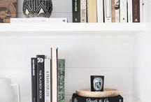 Bookshelves & more...