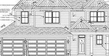 Spec Home: 1136 Pine Hill Ln N, Plymouth, MN / Home for sale - Elwood floor plan