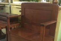 Vintage Furniture / Cool Stuff for Cool People * 1010 N. Riverfront Blvd. Dallas, TX 75207
