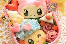 ♡Fooooood!(♡´౪`♡) / Kawaii food, bento, sweets and things that are just too adorable to eat!