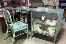 Industrial Chic / Cool Stuff for Cool People * 1010 N. Riverfront Blvd. Dallas, TX 75207