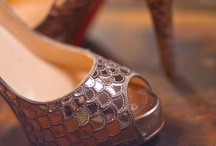 """Foot-notes / """"Give a girl the right shoes, and she can conquer the world."""" -Marilyn Monroe"""