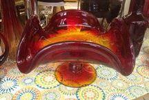 Blenko Glass / Cool Stuff for Cool People * 1010 N. Riverfront Blvd. Dallas, TX 75207