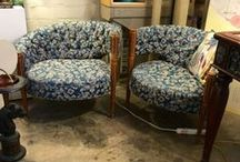 Great Chairs! / Cool Stuff for Cool People * 1010 N. Riverfront Blvd. Dallas, TX 75207