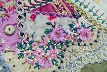 Stitching things  / Fun ideas for quilting and sewing / by Barbara Schoen