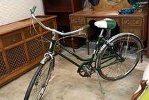 Vintage Bikes / Cool Stuff for Cool People * 1010 N. Riverfront Blvd. Dallas, TX 75207