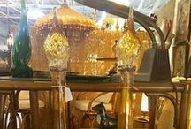 Crystal Decanters / Cool Stuff for Cool People * 1010 N. Riverfront Blvd. Dallas, TX 75207