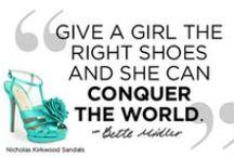 Shoe Closet / Shoes!