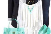 Style Board / A girl's dream closet