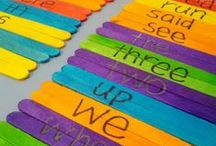 Sight Words / Sight Word Activities for the classroom