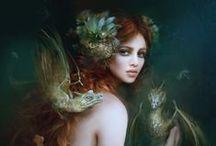 Fantasy Art  / Fantasy Art / by Anita