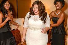 Vestido de noiva plus size / As melhores tendências nacionais e internacionais para noivas plus size. Vestidos para verão ou inverno, longos ou curtos.