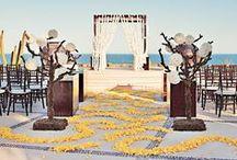 Decoração caminho da noiva / Dicas de decoração para o caminho do altar. Floes, velas ou vasos dependendo se o casamento é na praia, no campo ou na cidade.  Tapetes de flores, decoração de cadeiras e sofás interessantes para deixar seus convidados confortáveis durante a cerimônia.
