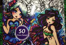 Hannah Lynn Mermaids, flairiés & other girls of wimshy