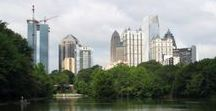 Places to GO / Places to get out and enjoy yourself in and around the Atlanta area.