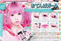Make☆UP↑! / Makeup / Beauty & Hair tutorials, tricks, tips and guides to finalise any kawaii look !