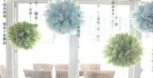 Shower with Love! / Baby Shower Ideas for gender neutral, baby boy showers, baby girl showers, and just exciting events to celebrate the new mom to be!