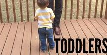 TODDLER LIFE / You know someone is living with a toddler when... Board full of fun stories, activity ideas, and the hilarity that is the toddler period.