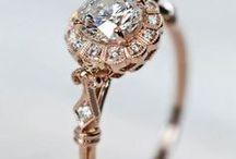 Šperky - prsteny