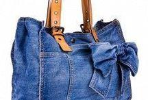 Jeans - tašky