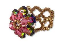 Šperky z korálků - prstýnky