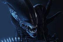 Mein Alien